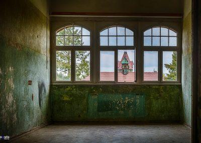 Beelitz Badehaus Männerklinik© 2017 by Carsten Wäßerling