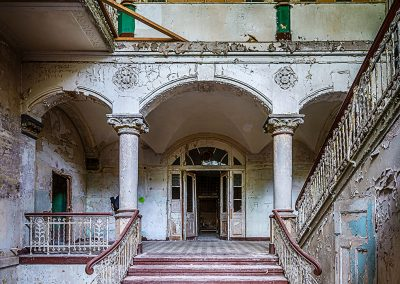 Beelitz Whitney Houston Haus 09