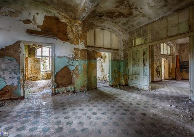 Beelitz Whitney Houston Haus 18