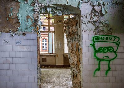 Beelitz Whitney Houston Haus 21