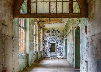 Beelitz Whitney Houston Haus 27