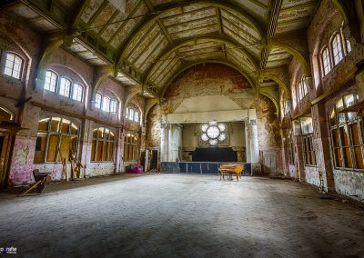 Beelitz Whitney Houston Haus 50